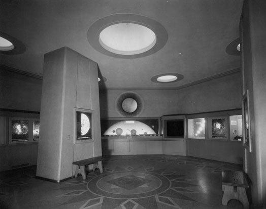 Warner & Swasey Observatory 40