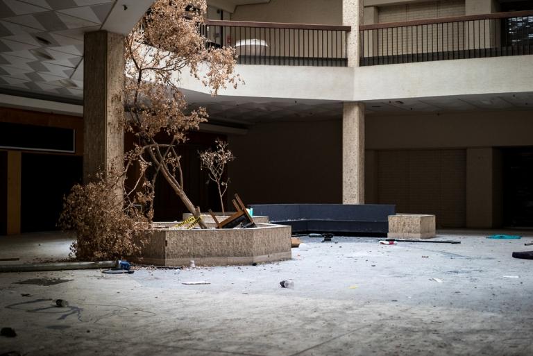 Abandoned Randall Park Mall Ohio