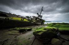 Astoria Wreck small