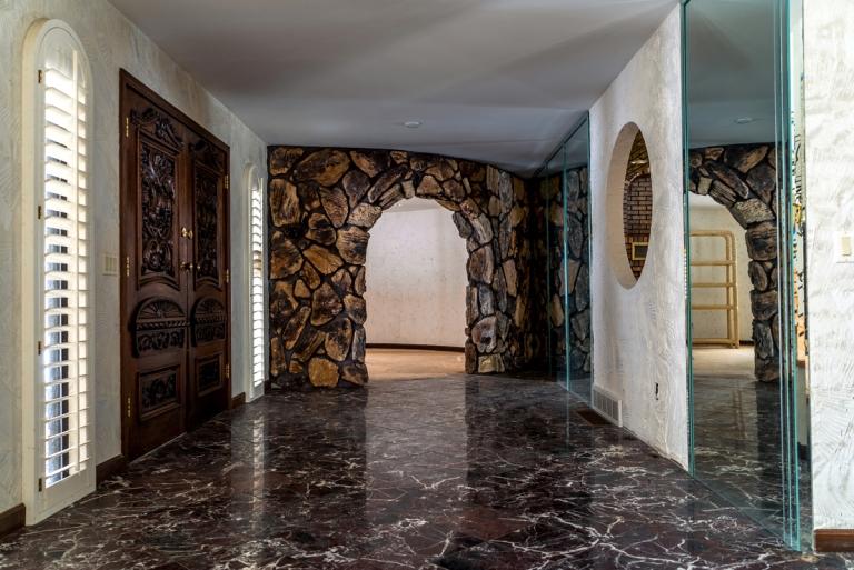 Mike Tyson's Abandoned Mansion Ohio
