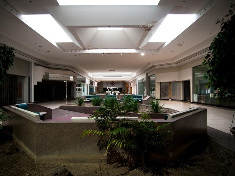 Abandoned Euclid Square Mall Ohio