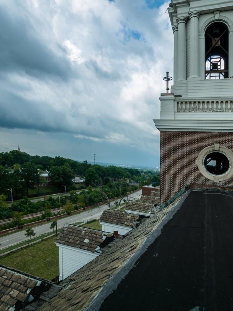 St Lukes Hospital Abandoned Cleveland Ohio