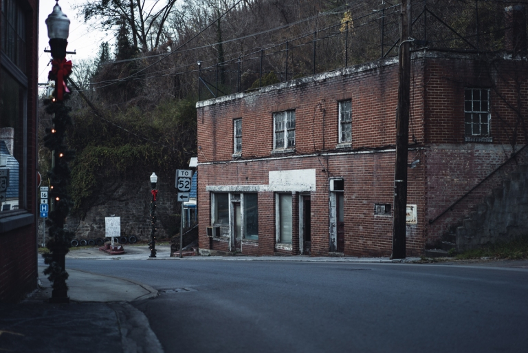 Welch West Virginia Abandoned Historic Town 2017-11-28 at 11.41.02 PM 10