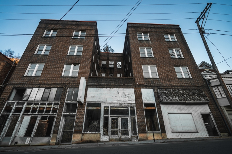 Welch West Virginia Abandoned Historic Town 2017-11-28 at 11.41.02 PM 18
