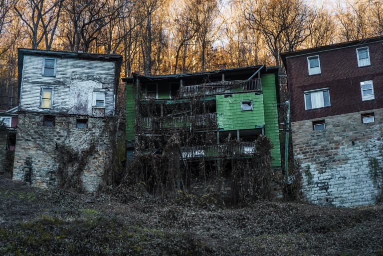 Welch West Virginia Abandoned Historic Town 2017-11-28 at 11.41.02 PM