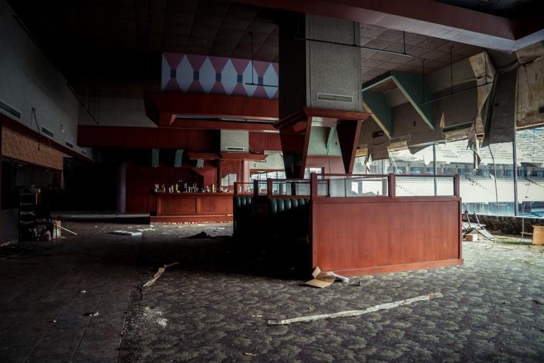 Pontiac Silverdome Stadium