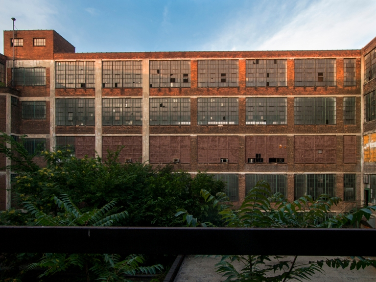 Richman Brothers Factory Cleveland