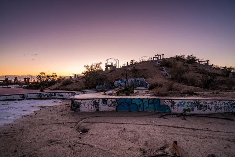 Lake Dolores Waterpark Abandoned