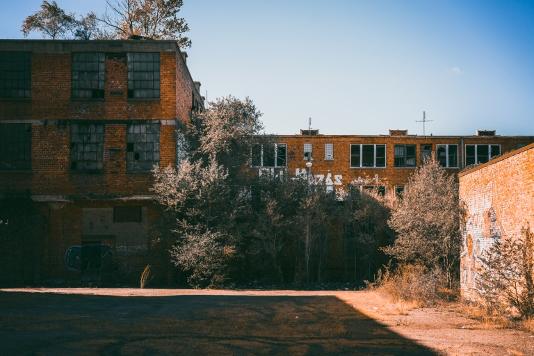 Abandoned Gary Indiana